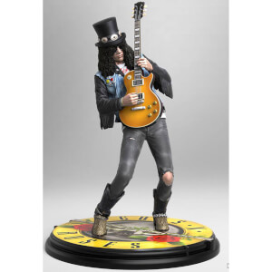 Knucklebonz Guns n' Roses Rock Iconz Statue Slash 20 cm