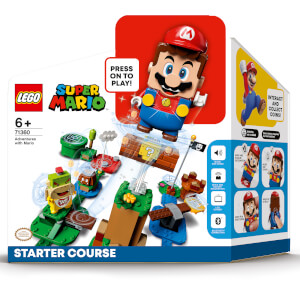 LEGO® Super Mario™: Pack Inicial: Aventuras con Mario (71360)