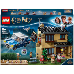 LEGO Harry Potter: Número 4 de Privet Drive (75968)