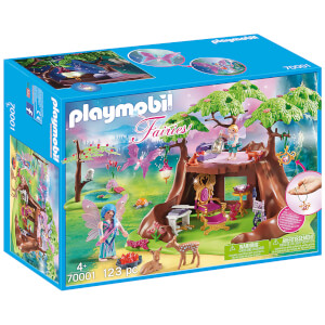 Playmobil Fairies Fairy Forest House (70001)