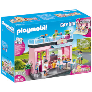 Playmobil City Life My Café (70015)