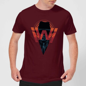 Westworld V.I.P Men's T-Shirt - Burgundy