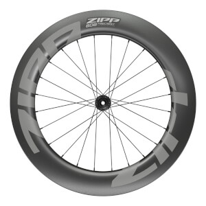 Zipp 808 Firecrest Carbon Clincher Disc Brake Front Wheel