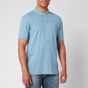 PS Paul Smith Men's Polo Shirt - Pale Blue