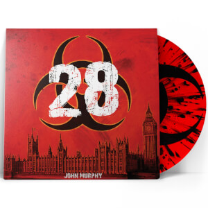 "28: The Biohazard EP Zavvi Exclusive Coloured 12"" Vinyl"