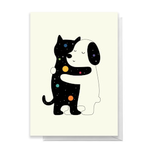 Andy Westface Universal Language Greetings Card