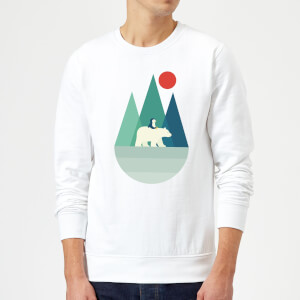 Andy Westface Bear You Sweatshirt - White