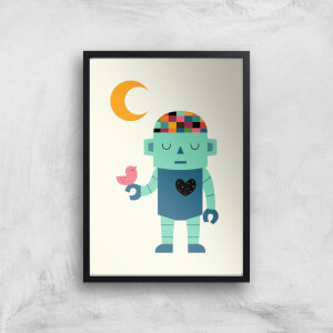 Andy Westface Robot Dreams Giclee Art Print
