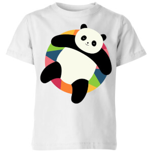 Andy Westface Chillin' Kids' T-Shirt - White