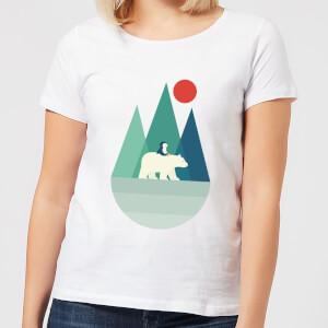 Andy Westface Bear You Women's T-Shirt - White