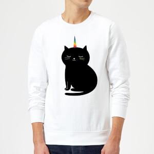 Andy Westface Caticorn Sweatshirt - White