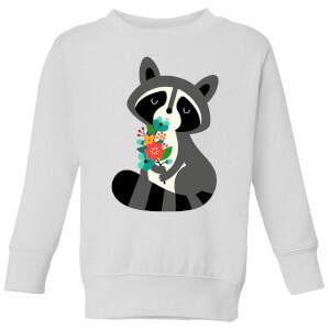 Andy Westface Beautiful Day Kids' Sweatshirt - White