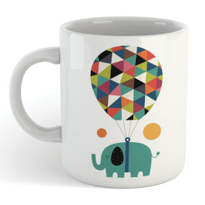 Andy Westface Fly High Mug