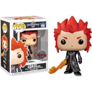 Disney Kingdom Hearts 3 Axel With Chakrams EXC Funko Pop! Vinyl