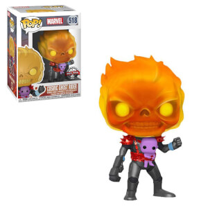 Marvel Cosmic Ghost Rider EXC Figura Pop! Vinyl