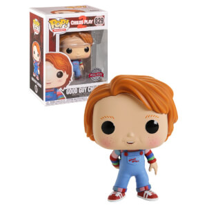 Child's Play Good Guy Chucky EXC Pop! Vinyl Figure
