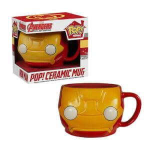 Marvel Iron Man Pop! Home Mug