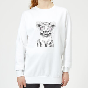 Cub Women's Sweatshirt - White