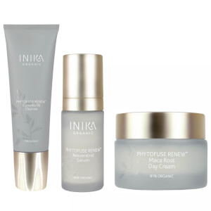 INIKA Phytofuse Morning Routine