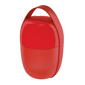 Alessi Lunch Pot Food à Porter - Red