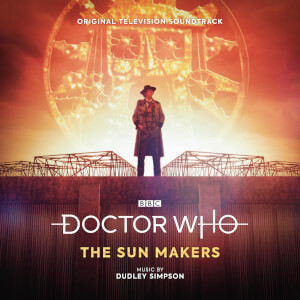 Silva Screen Doctor Who: The Sun Makers LP