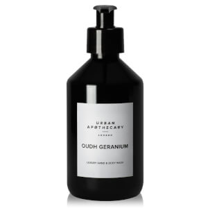 Urban Apothecary Oudh Geranium Luxury Hand & Body Wash