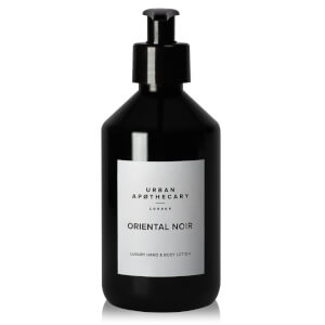 Urban Apothecary Oriental Noir Luxury Hand & Body Lotion 300ml