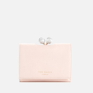 Ted Baker Women's Lorlei Marble Mini Bobble Purse - Baby Pink