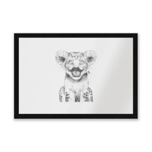 Moustache Cub Entrance Mat
