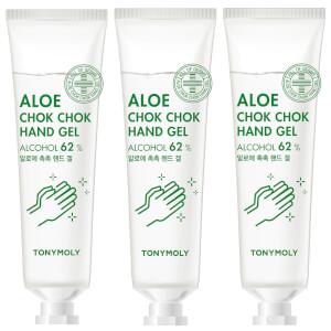 TONYMOLY Aloe Chok Chok Hand Sanitiser Bundle