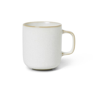 Ferm Living Sekki Mug - Cream