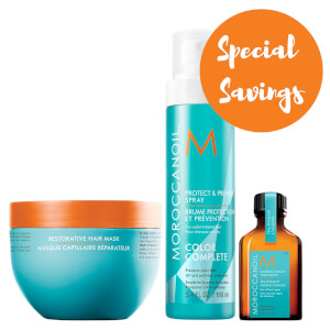 Moroccanoil Repair Collection with Wash Bag (Worth £68.95)