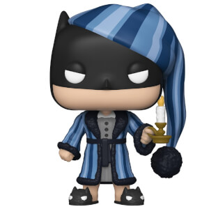 DC Comics Holiday Scrooge Batman Figura Funko Pop!