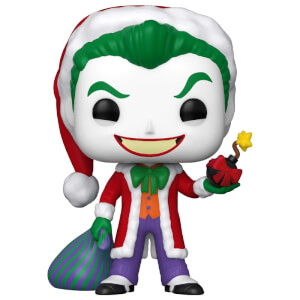 DC Comics Holiday Santa Joker Pop! Vinyl Figure