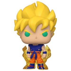 Figurine Pop! SS Goku Première Apparition - Dragon Ball