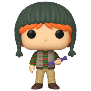 Harry Potter Holiday Ron Weasley Pop! Vinyl Figure