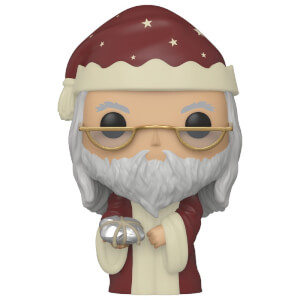 Harry Potter Holiday Albus Dumbledore Pop! Vinyl Figure