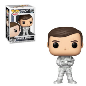 James Bond - Roger Moore Moonraker Funko Pop! Vinyl Figure