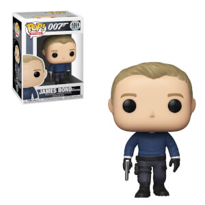 James Bond No Time To Die - James Bond Funko Pop! Vinyl Figure