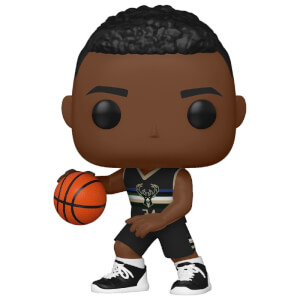 NBA Bucks Giannis Antetokounmpo Alternate Funko Pop! Vinyl