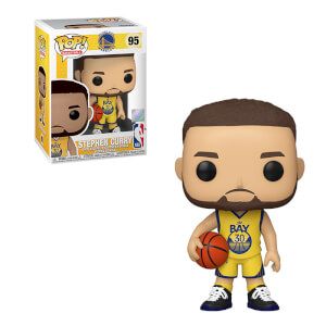 NBA Golden Warriors Steph Curry Alternate Funko Pop! Vinyl