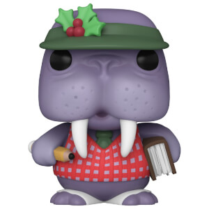 Peppermint Lane Tusky Ledger Pop! Vinyl Figure