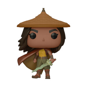Raya Raya and the Last Dragon Funko Pop! Vinyl