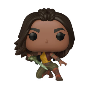 Disney Raya and the Last Dragon Raya (Warrior Pose) Funko Pop! Vinyl
