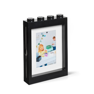 LEGO Picture Frame - Black
