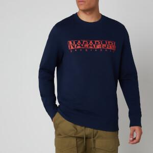 Napapijri Men's Bolanos C Sweatshirt - Medieval Blue