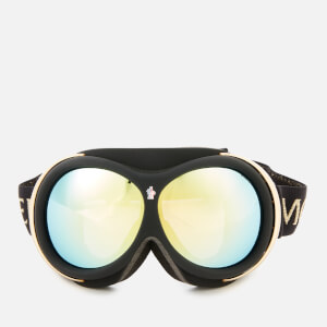Moncler Men's Shield Goggles - Black
