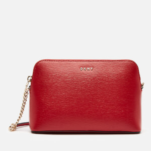 DKNY Women's Bryant Dome Cross Body Bag Sutton - Bright Red