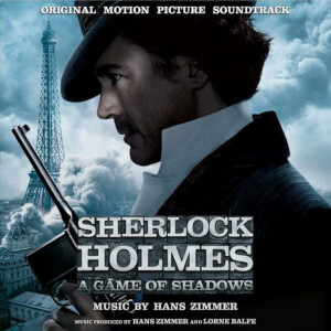 Sherlock Holmes: A Game Of Shadows (Soundtrack) 2xLP