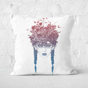 Alternative Summer Queen Cushion Square Cushion